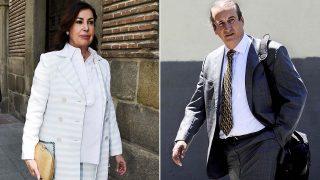 EN IMÁGENES | Posible enfrentamiento de Carmen Martínez Bordiú y Francis Franco tras morir su madre / Gtres