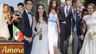 Estas fueron las bodas de los famosos en 2017/Gtres
