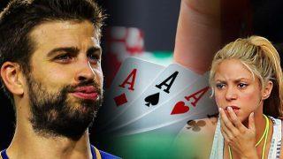 Galería: Piqué y Shakira, una relación de futuro incierto / Gtres