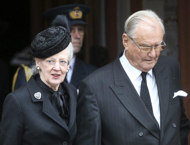 ÚLTIMA HORA: Empeora el estado de salud del príncipe Henrik