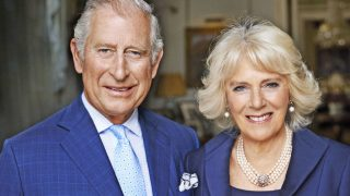 El príncipe Carlos y Camilla Parker / Gtres