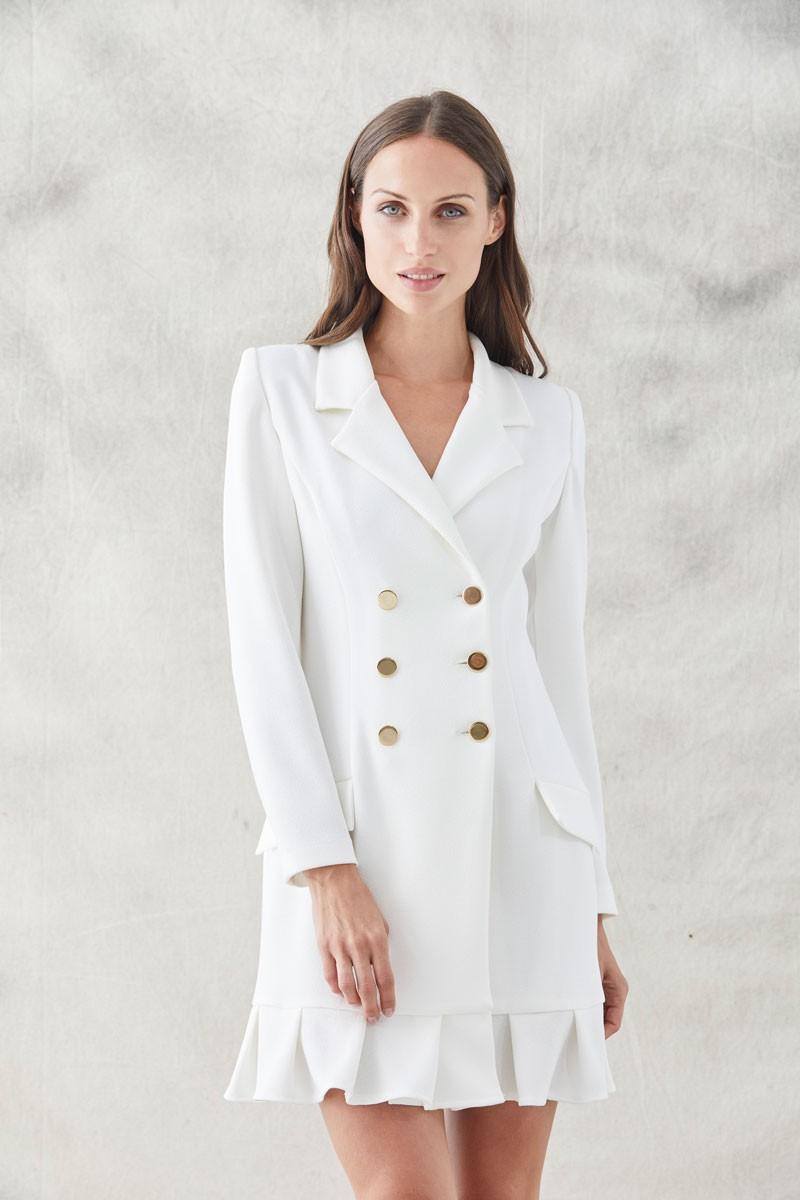 Vestido Harriet de Apparentia lucido por Lara Álvarez