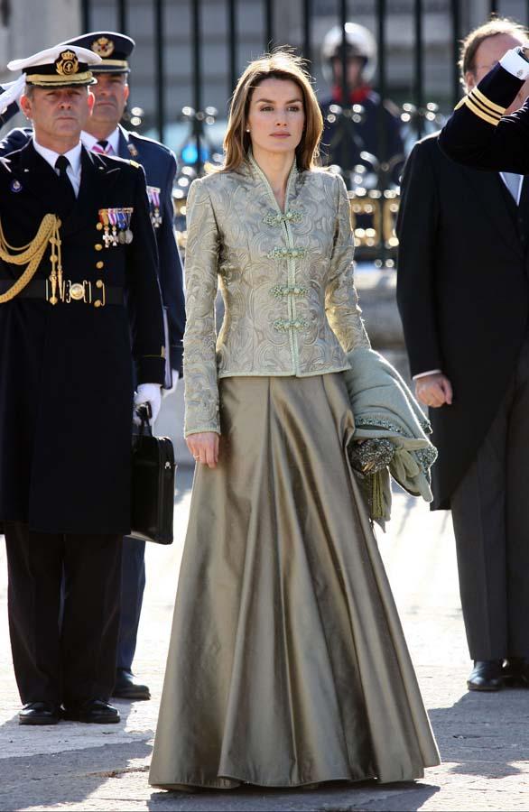 ¿Qué se pondrá Letizia en la Pascua Militar? Repasamos todos sus looks