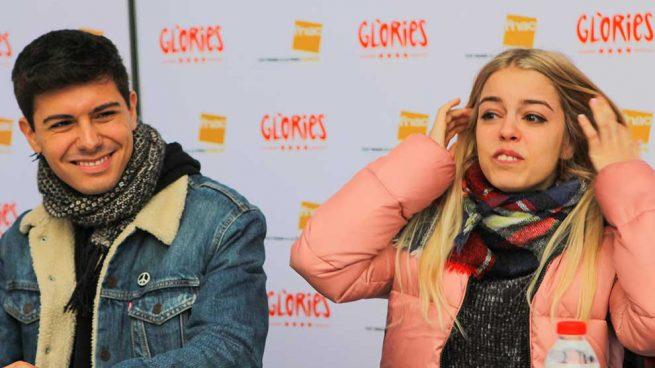 Alfred y Nerea, concursantes de OT 201