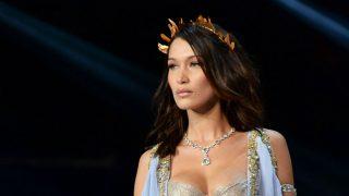Las imágenes más 'hot' de Bella Hadid para Giuseppe Zanotti / Gtres