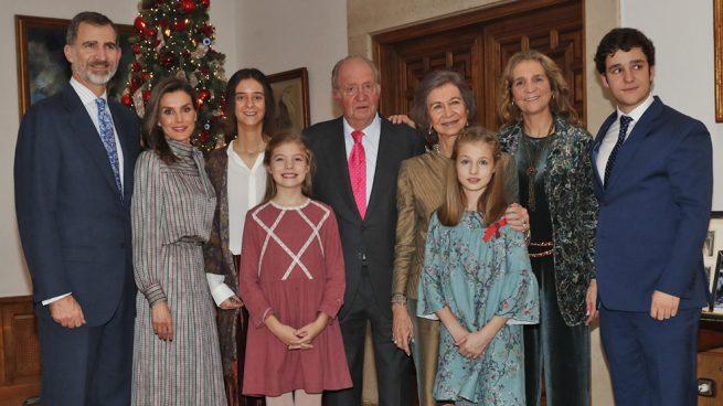 Confirmado: La infanta Cristina se pierde el cumpleaños de don Juan Carlos