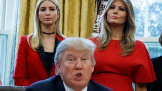 Un nuevo libro deja al descubierto los trapos sucios de los Trump / Gtres