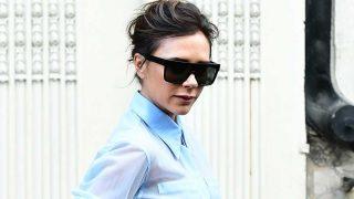La diseñadora Victoria Beckham. / Gtres