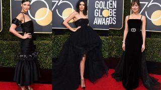 GALERÍA: Top 10 las mejor y peor vestidas de los Globos de Oro 2018 / Gtres