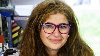 La escritora Lucía Etxebarría en imagen de archivo / Gtres