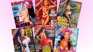 Galería: las 20 mejores portadas de Interviú