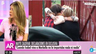 El exconcejal de Marbella, Carlos Fernández, rescata de lamemoria con sus declaraciones el amor entre Isabel Pantoja y Julián Muñoz / Mediaset