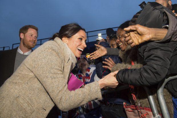 Meghan Markle, 'princesa despeinada' que conquista a las masas