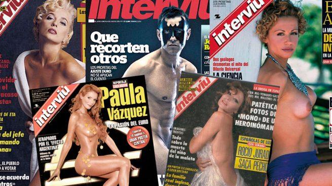 Cierra Interviú El Exsubdirector Nos Desvela Secretos De Los Desnudos