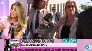 "Maite Zaldívar: ""Nunca hubo bolsas de basura"" / El programa de Ana Rosa – Mediaset"