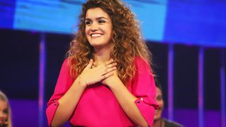 GALERÍA: Amaia lleva desde que entró en la academia siendo comparada con Rosa López