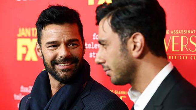 Ricky Martin ya es un hombre casado