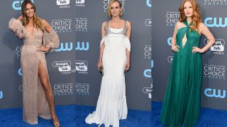 GALERÍA: Top 10 las mejor vestidas de los Critics Choice Awards / Gtres