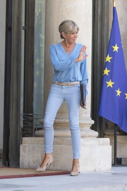 Brigitte Macron,