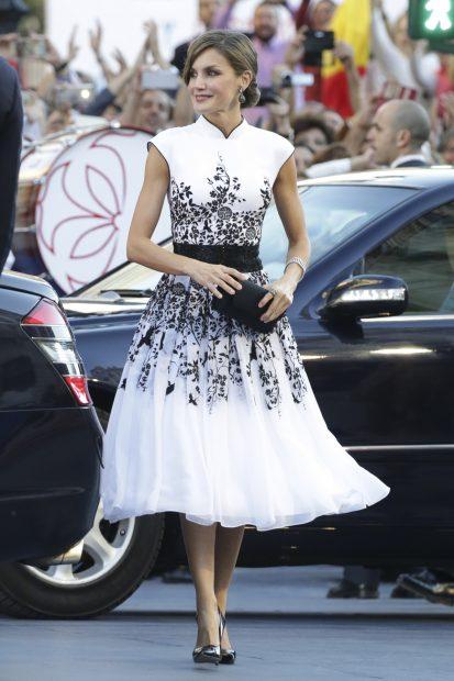 Meghan Markle y el vestido de Óscar de la Renta del que todo el mundo habla