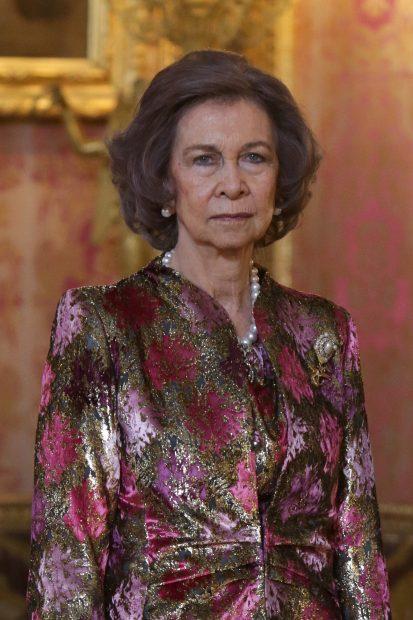 ¿Cuál es la pieza más especial del joyero de doña Sofía?