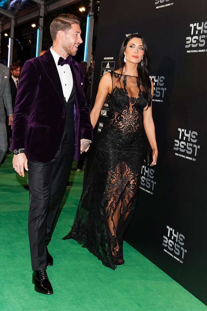 Pilar Rubio y Kate Middleton duelo estilo premamá