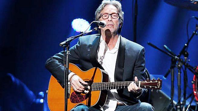 Eric Clapton se está quedando sordo