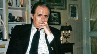 El periodista Jaime Peñafiel en una imagen de archivo / Gtres