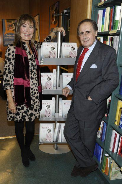 Jaime Peñafiel y Pilar Eyre