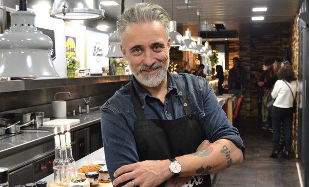 Silvia Fominaya defiende a su ex Sergi Arola: «Duele mucho que te quiten las estrellas Michelín por tus deudas»
