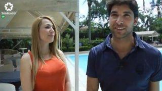 Cayetano aparece en 'Madrileños por el mundo'/Telemadrid
