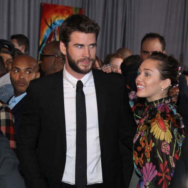 Miley Cyrus Liam Hemswoth