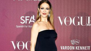 GALERÍA: Así ha sido el embarazo de Silvia Abascal