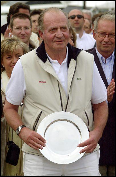 El otro motivo (y no es Marta Gayá) del viaje de don Juan Carlos a Ginebra