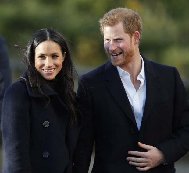 Las invitadas 'sorpresa' a la boda de Harry y Meghan Markle