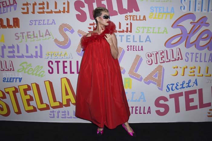 Katy Perry en la presentación de Stella McCartney en Los Ángeles / Gtres