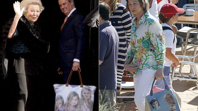 La Reina Sofía y Beatriz de Holanda