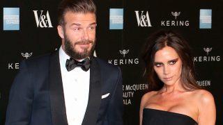 GALERÍA. David y Victoria Beckham y su enfrentamiento beauty / Gtres