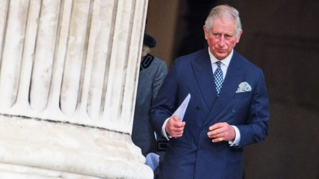 ¿Es tan grave lo que esconde Carlos de Inglaterra?