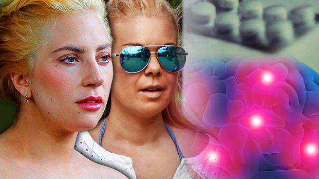 Lady Gaga y María José Campanario