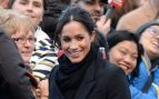 Meghan Markle look total black