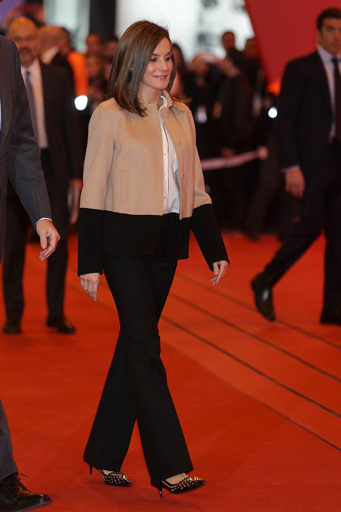 estilo reina letizia prendas clonadas