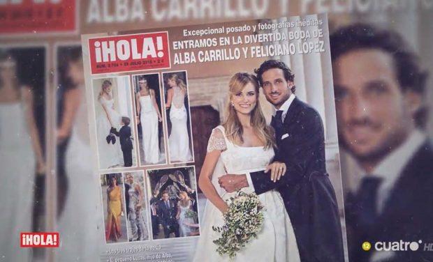 Alba Carrillo abre 'la caja de pandora' al contar los entresijos de la Pasarela Cibeles