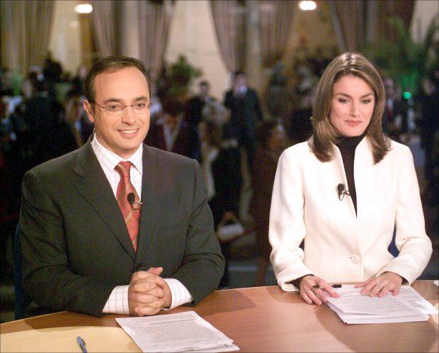 Felipe y Letizia, la verdadera historia de sus inicios