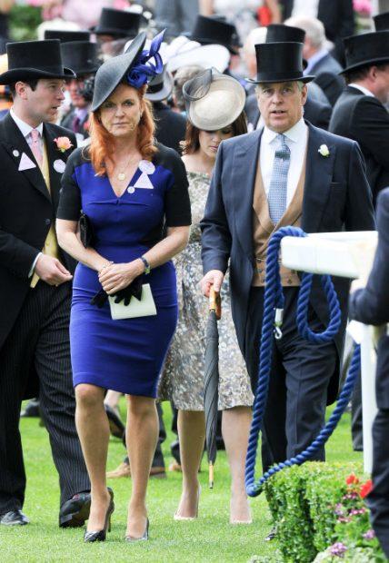 Eugenia de York se compromete: La hija del príncipe Andrés se casará en el mismo lugar que el príncipe Harry