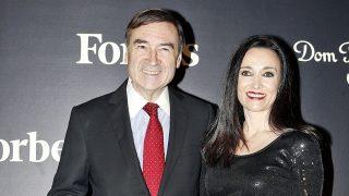 Pedro J. Ramírez y Cruz Sánchez de Lara / Gtres