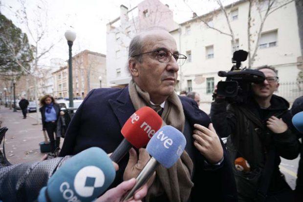 """Francis Franco, """"preocupado y muy sorprendido"""" tras ser condenado a 30 meses de prisión"""