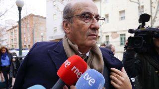 Francis Franco justifica su defensa en el juicio con los dos guardias civiles/Gtres
