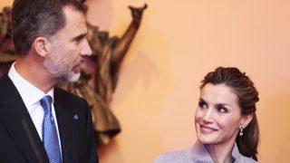 El rey Felipe y la reina Letizia en una imagen de archivo/ Gtres