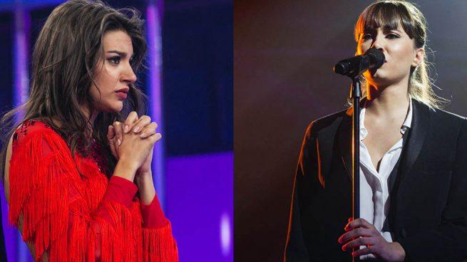 Monumental bronca en OT por las canciones de Eurovisión
